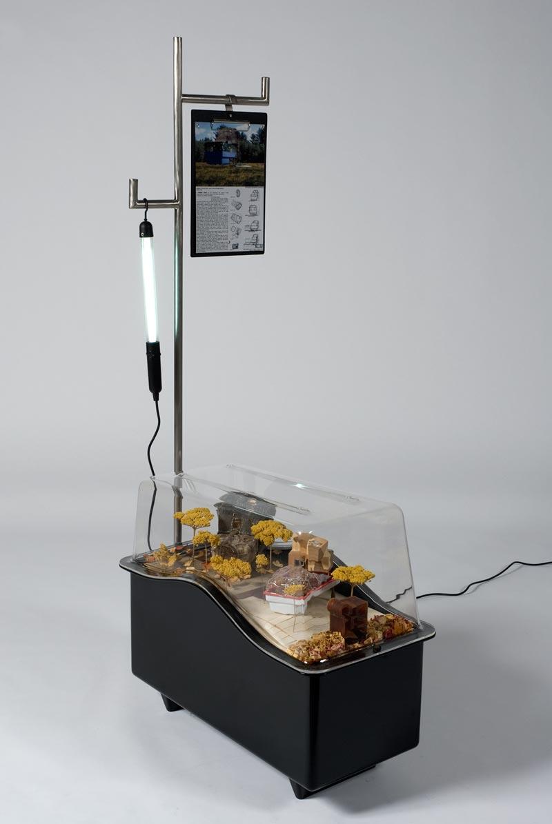 installation pour la biennale de venise avignon clouet collection frac centre. Black Bedroom Furniture Sets. Home Design Ideas