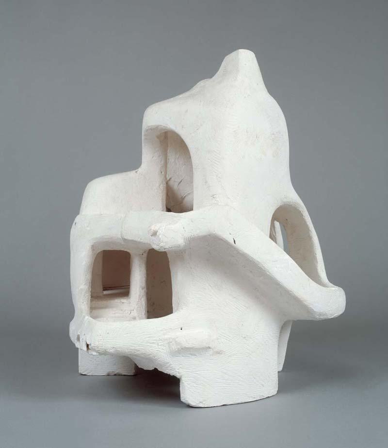Sculptures habitacles bloc collection frac centre