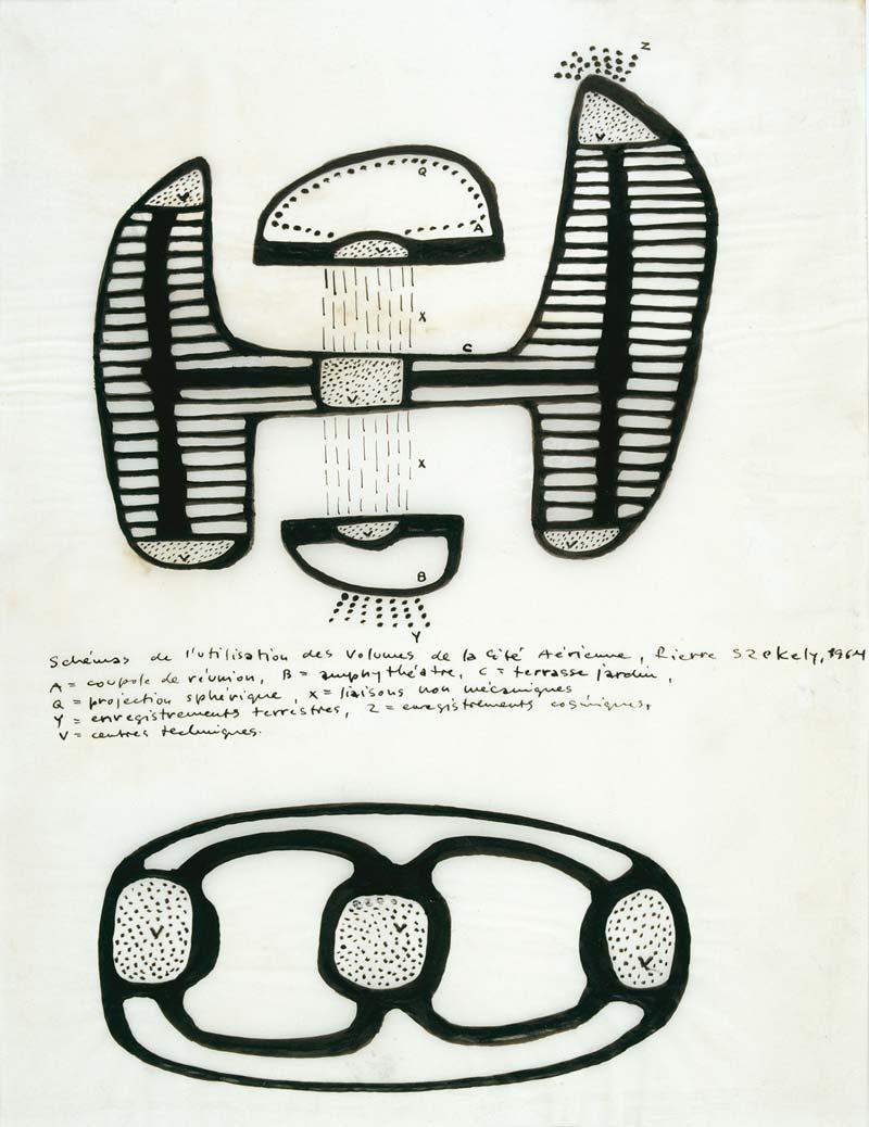 architectures exp u00e9rimentales 1950