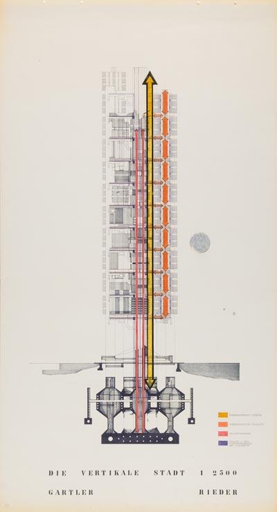 Die Vertikale Stadt