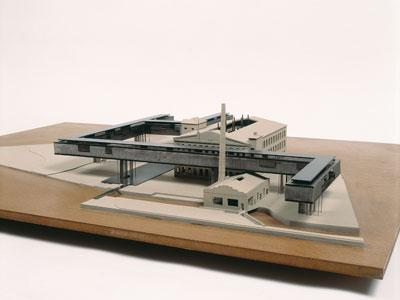 New Urban Complex, Linzer Tuchfabrik, Linz