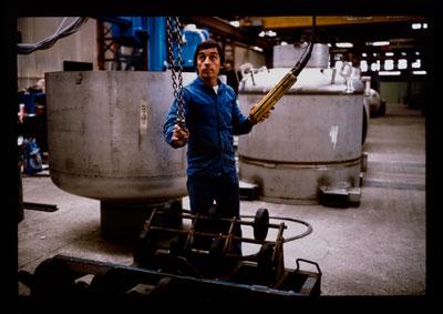 Calder's Factory